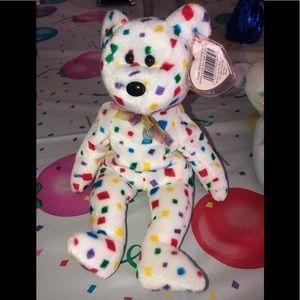 Rare TY 2k beanie baby